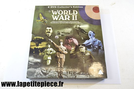 World War II 8 dvd collector's edition