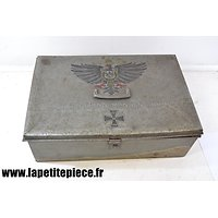 Boite à souvenirs Allemande Kriegs-Erinnerungen 1914-15