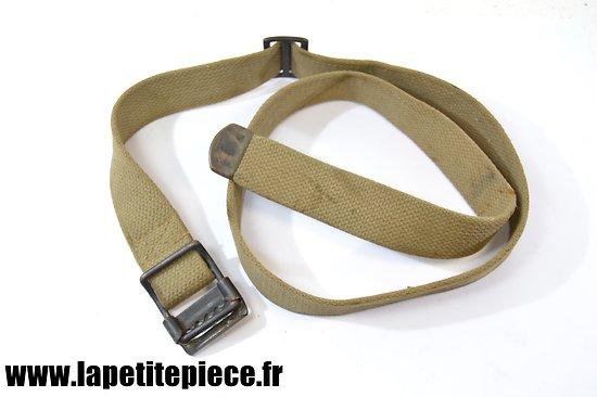 Sangle d'équipement US WW2
