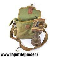 Masque à gaz Français ANP 31 - Deuxième Guerre Mondiale