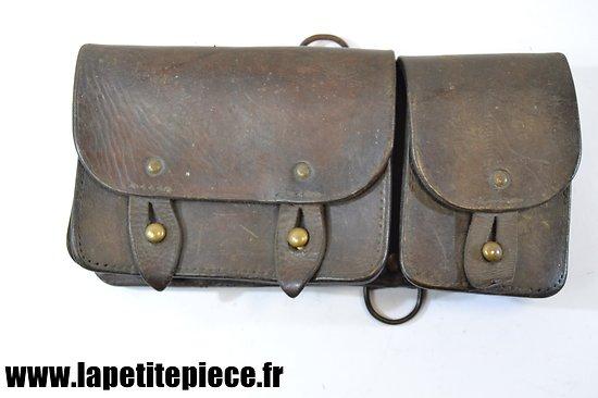 Cartouchière gauche Française modèle 1935