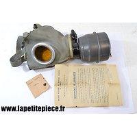 Masque à défense passive Médecin - Fatra - Deuxième Guerre Mondiale