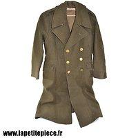Overcoat Wool Melton OD M-1939 - US WW2