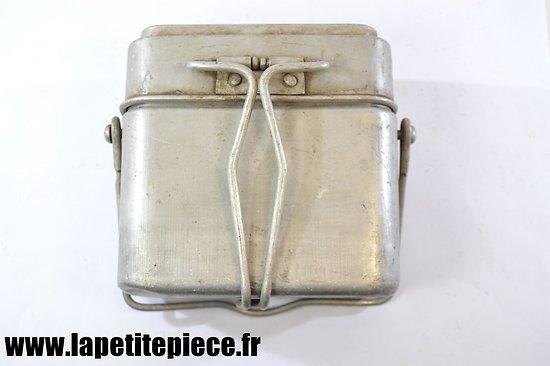 Gamelle modèle 1935 / marmite individuelle. France WW2  JAPY