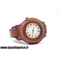 Repro bracelet de montre gousset Première Guerre Mondiale