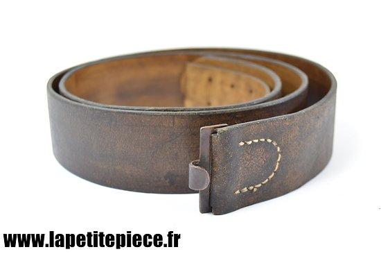 Repro ceinturon Allemand WW1 - taille 112