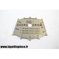 Mesureur kilomètrique / kilometermesser. ESERO D.R.G.M. Allemand WW2