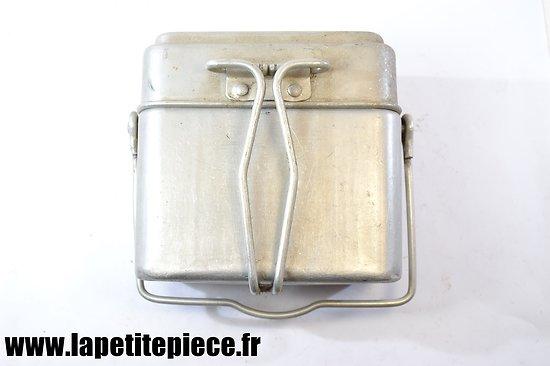 Gamelle modèle 1935 / marmite individuelle. France WW2  1939