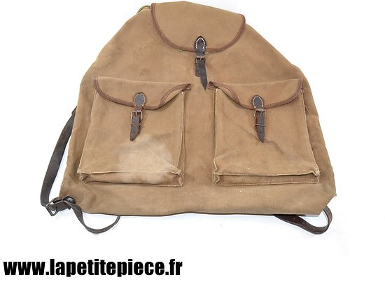 Rucksack / sac à dos ersatz début 20e Siècle