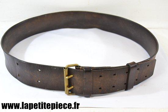 Ceinturon Français modèle 1914