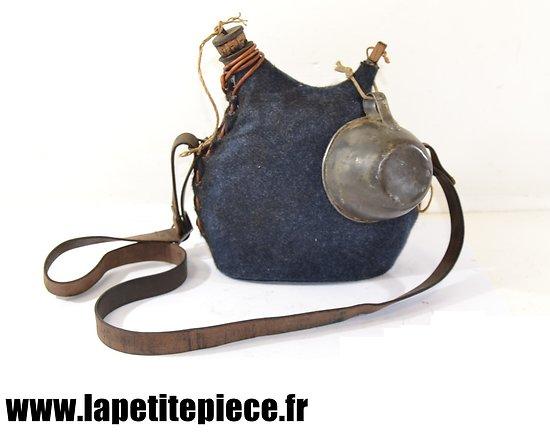 Bidon modèle 1877 2L reconditionné, France WWI