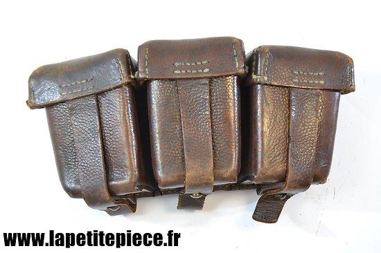 Cartouchière Allemande modèle 1909 - COBAN BERLIN 1916
