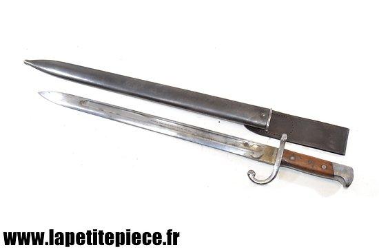 Baionnette Française Remington modèle 1914, pour Rolling Block 8mm Lebel