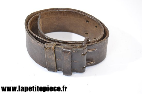 Ceinturon Français 1903-14 petite taille