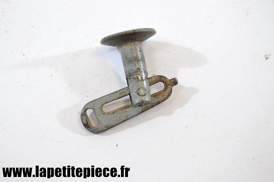Fixation de bretelle fer Tornister Allemand Deuxième Guerre Mondiale