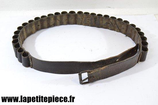 Cartouchière ersatz Française 8mm Lebel