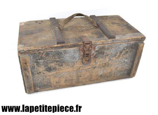 Caisse Allemande pour 20 grenades à fusil G.Pzgr. 1943