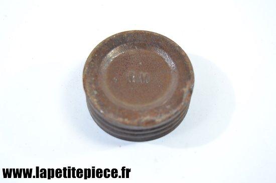 Bouchon de cartouche de masque à gaz Allemand - FE 37 41 42