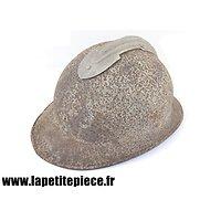Coque de casque Français Deuxième Guerre Mondiale