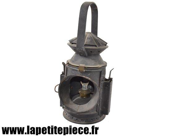 Lampe Anglaise Deuxième Guerre Mondiale. 1944 Harry J. Pratt & Co. Birmingham