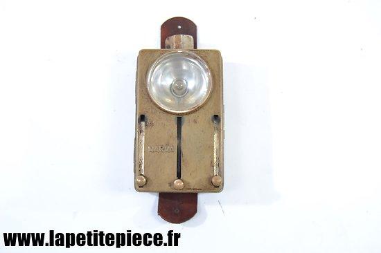 Repro lampe électrique Allemande WW2