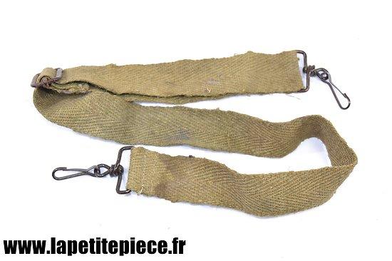 Sangle ventrale de sac de transport ANP31 France WW2