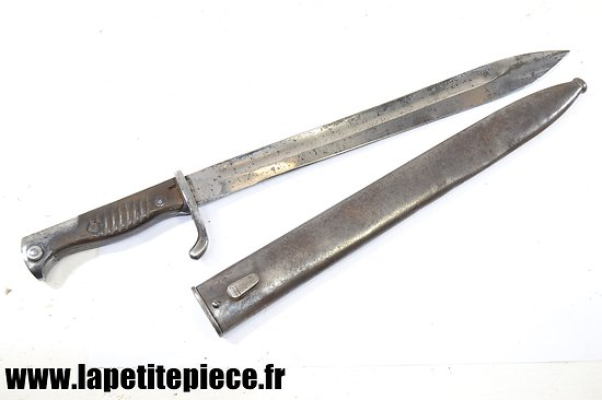 Baionnette Allemande 98-05 Stahlblume 1916