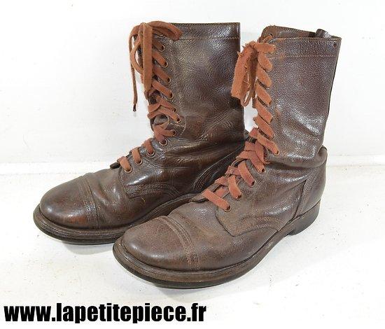Bottes de saut Hollandaises taille 46, idéal reconstitution US WW2