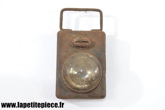 Lampe électrique Première Guerre Mondiale - mauvais état