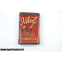 Boite de tabac américaine VELVET Tobacco