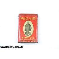 Boite de tabac américaine Prince Albert Crimp cut