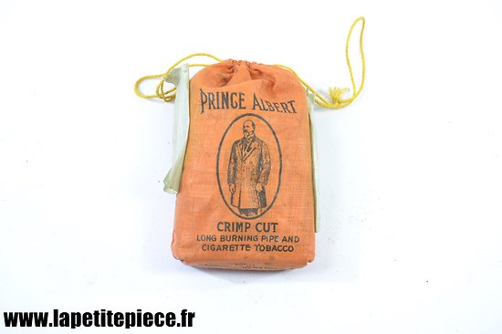 Paquet de tabac américain Prince Albert Crimp cut