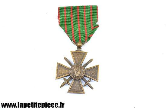 Croix de Guerre 1914 - 1915