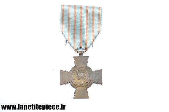 Croix du combattant Première Guerre Mondiale