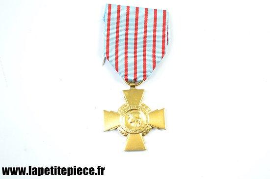 Croix du combattant Deuxième Guerre Mondiale