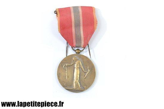 Médaille des prisonniers civils, déportés et otages de la Grande Guerre.