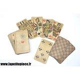 Jeu de cartes Allemand Première Guerre Mondiale