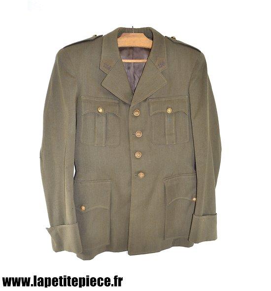Vareuse modèle 1939 officier 114 RI Régiment d'Infanterie
