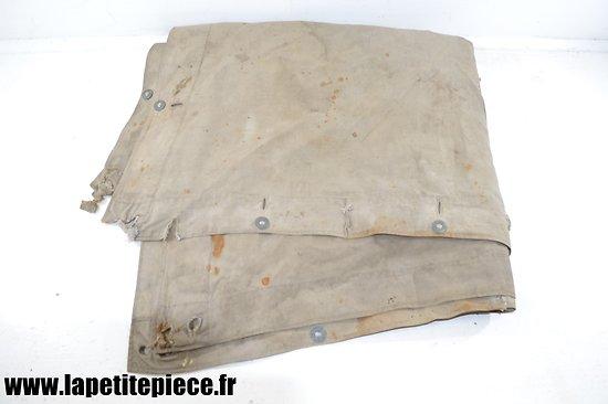 Toile de tente Française modèle 1897-14 Première Guerre Mondiale