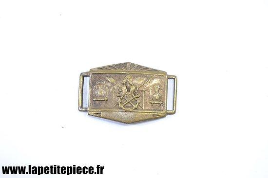 Gourmette - bracelet Fantaisie Armée Française WW2