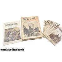 Lot revues Première Guerre Mondiale - Pages de Gloires