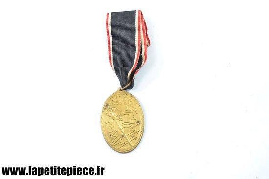 Médaille commémorative Allemande 1914 - 1918 (Hosaeus)