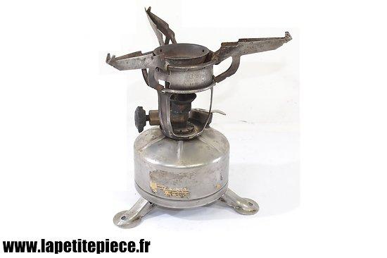 Réchaud US M-1942 Stove cooking gasoline Aladdin