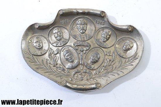 Vide poche patriotique Français, 1914 1915 NOS AMIS