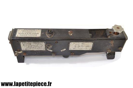 Luftwaffe Bombenschloss FL50551 Mechanische Werkstätten Neubrandenburg