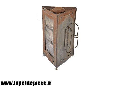 """Lampe """"Monjardet """" de marque SUMMA. France WW1"""