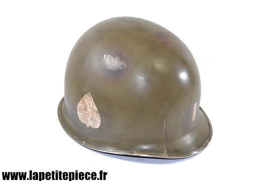 Coque de casque US M1 - WW2 reconditionnée