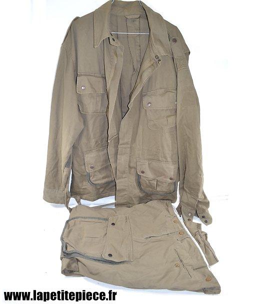 Repro tenue de saut américaine US Parachute Jumper, veste et pantalon