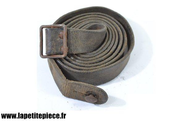 Bretelle / sangle de bidon Français 1877 - bouclerie fer