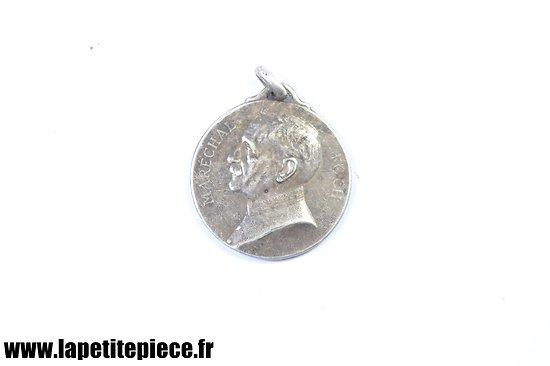 Médaille commémorative Maréchal Foch 14 Avril 1918